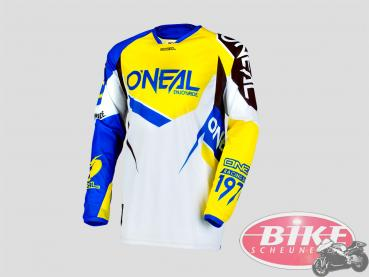 O`Neal HARDWEAR Jersey FLOW TRUE blue/yellow