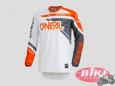 O`Neal HARDWEAR Jersey RIZER gray/orange