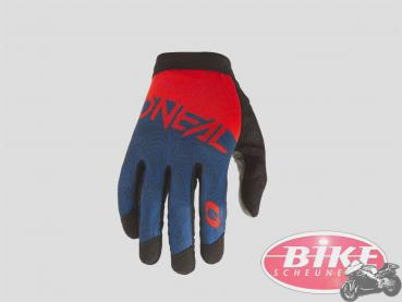O`Neal AMX Glove ALTITUDE red/blue