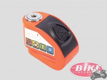 Kovix KD6 fluo orange - 6mm Pin