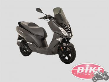 Peugeot Citystar 125 Smartmotion  Pearly Black