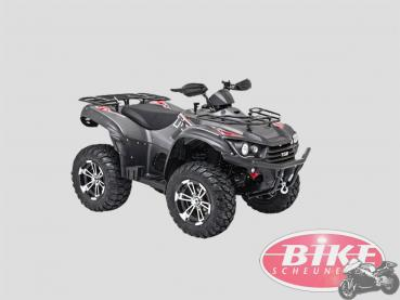 TGB Blade EFI 4x4 Racing Edition 550  LOF Platingrau Matt